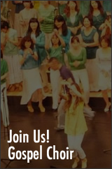Join Us!Gospel Choir